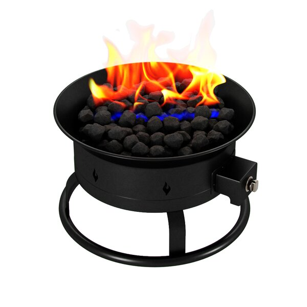 Camp Mate 58,000 BTU Portable Propane Fire Pit by Regal Flame