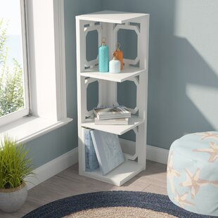 Ardenvor Corner Unit Bookcase Beachcrest Home