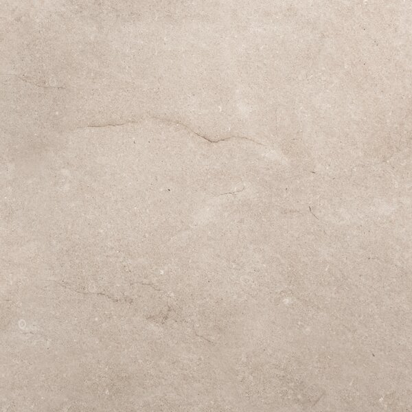 Jerusalem 24 x 24 Porcelain Field Tile in Noce by QDI Surfaces