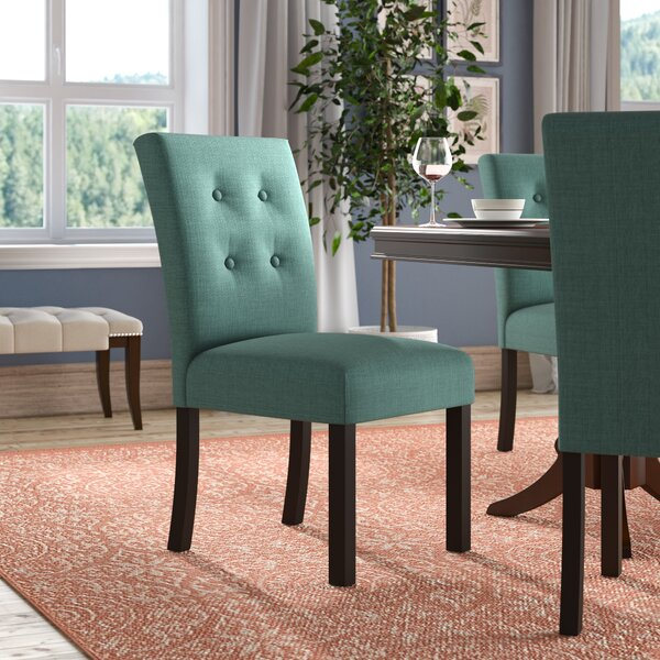 Oconnor Upholstered Side Chair (Set of 2) by Alcott Hill