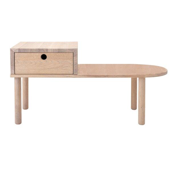 Cancri Wood Storage Bench by Latitude Run