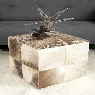 Looking for Cube Ottoman by Cole & Grey