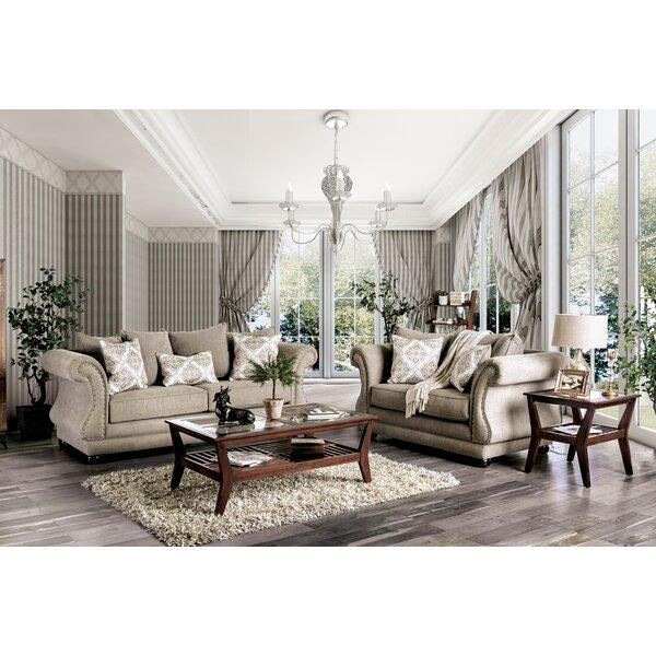 Calabasas Configurable Living Room Set by Canora Grey