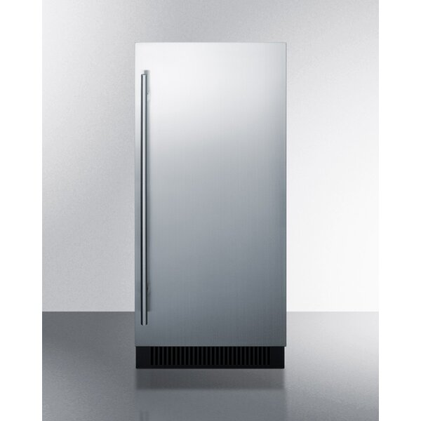 32 lb. Built-In Clear Ice Maker by Summit Applianc