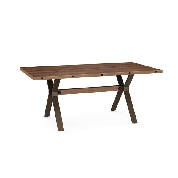 Nacomia Dining Table by 17 Stories