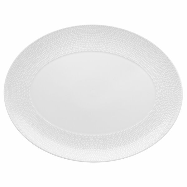 Mar Large Oval Platter by Vista Alegre