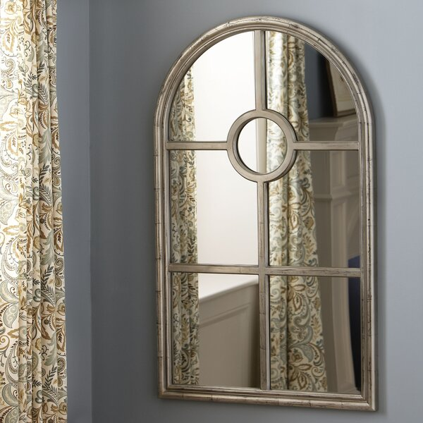 Bromley Arch Window Wall Mirror by Birch Lane™