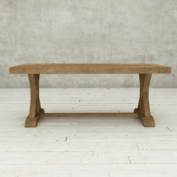 Sardegna Dining Table by Urban Woodcraft