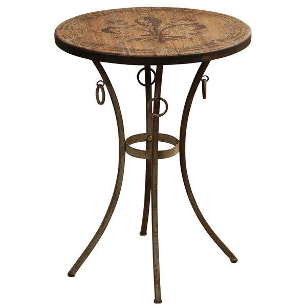 Tracey End Table by Fleur De Lis Living