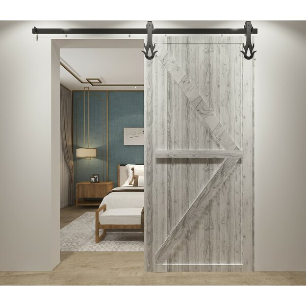 Single Flame Barn Door Hardware by Vancleef