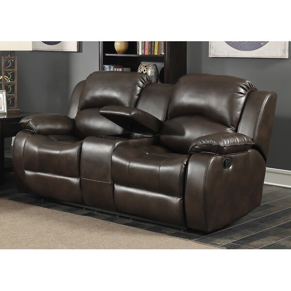 Discover An Amazing Selection Of Rahn Transitional Reclining Loveseat by Red Barrel Studio by Red Barrel Studio