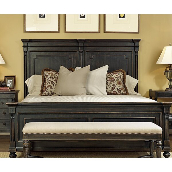 Camden Brookston Standard Bed by Fine Furniture Design