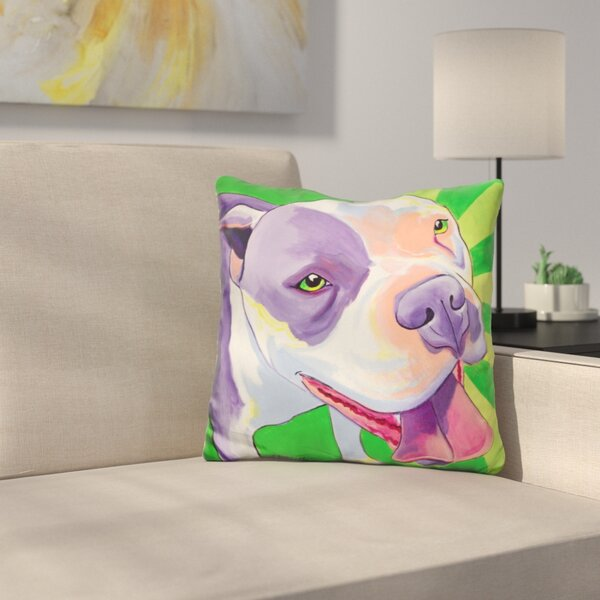 Cupcake Throw Pillow by East Urban Home