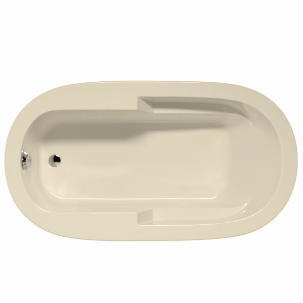 Marco 66 x 42 Soaking Bathtub by Malibu Home Inc.