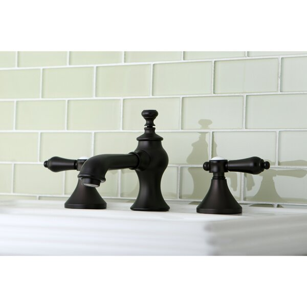 Bel Air Widespread Bathroom Faucet with Pop-Up Drain by Kingston Brass