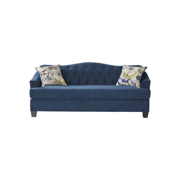 Latest Style Meade Sofa by House of Hampton by House of Hampton