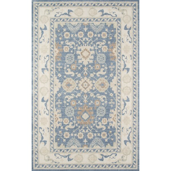 Griswold Indoor Light Blue Area Rug by Charlton Home