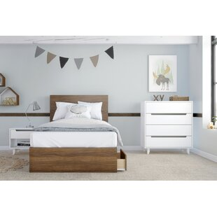 Welch Twin Platform 3 Piece Bedroom Set By Mack & Milo