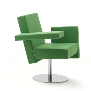 Meet Me Swivel Arm Chair