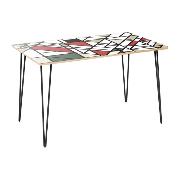 Messerly Dining Table by Wrought Studio