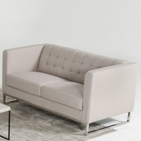 Gladys Loveseat by Orren Ellis
