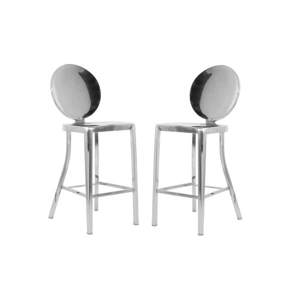 Mntsur Bar & Counter Stool (Set of 2) by Orren Ellis Orren Ellis