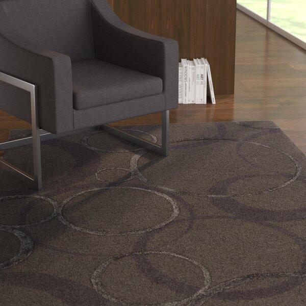 Moyes Handmade Tufted Wool Charcoal Rug