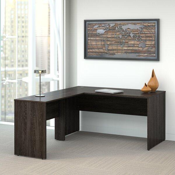 Arabel L-Shape Executive Desk