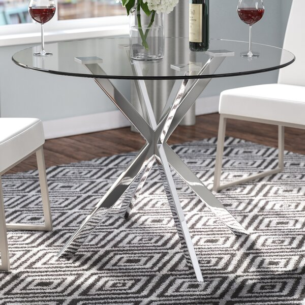 Juliette Dining Table by Wade Logan