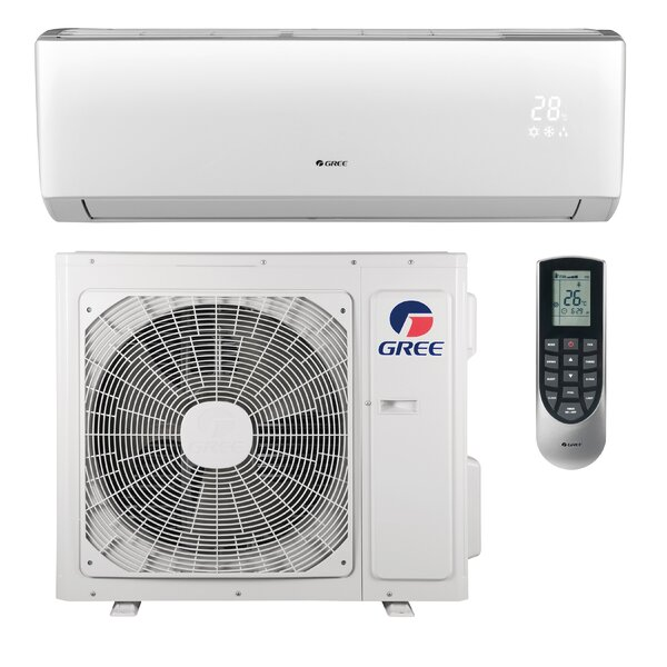 Vireo 18,000 BTU Energy Star Ductless Mini Split Air Conditioner with Remote by GREE