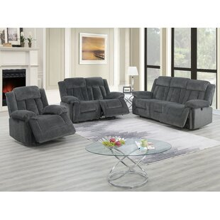Lomba Reclining Configurable Living Room Set by Red Barrel Studio®