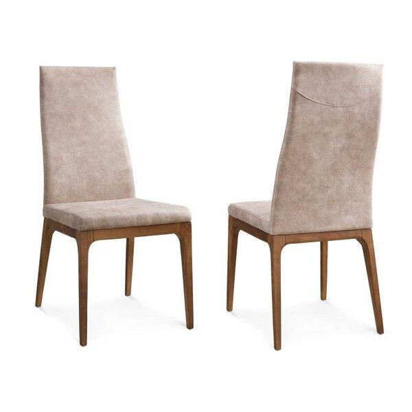 Lolita Upholstered Dining Chair by Latitude Run Latitude Run