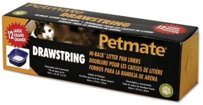 High-Back Litter Pan Liners by Petmate