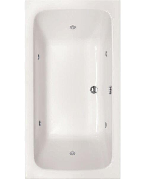 Designer Kira 72 x 32Soaking Bathtub by Hydro Systems