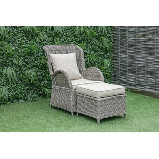 Patio Chair With Cushion