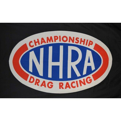 NHRA Drag Racing Polyester 3 x 5 ft. Flag by NeoPlex