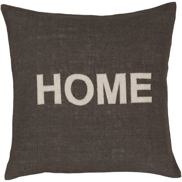 Woodfin Hot Home Throw Pillow by Brayden Studio