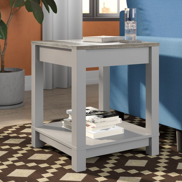 Zahara End Table by Andover Mills