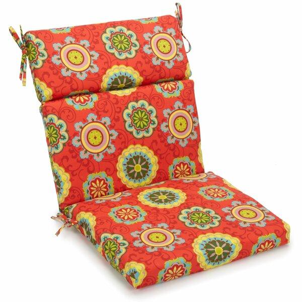 Indoor/Outdoor Adirondack Chair Cushion by Blazing Needles