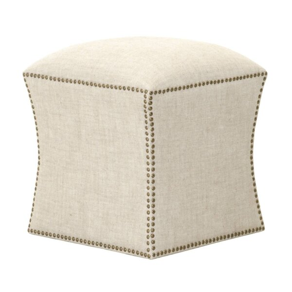 Neves Ottoman by Darby Home Co
