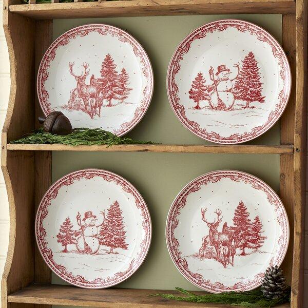 Wainwright Salad Plates (Set of 4) by Birch Lane™