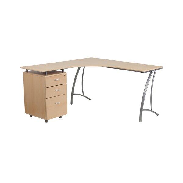 Sickels L-Shape Desk by Brayden Studio