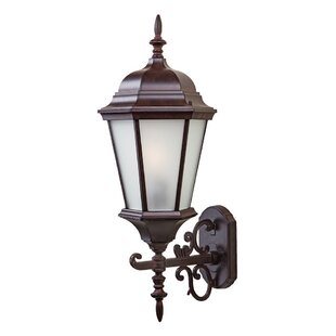 Affordable Price Bellver Outdoor Sconce By Astoria Grand