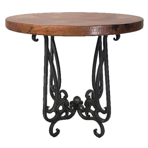 Tibbetts Bar Table by Fleur De Lis Living