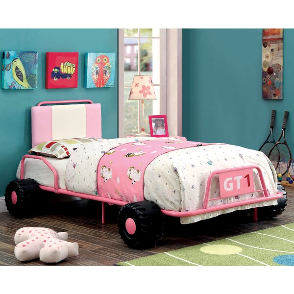 Esperanza Twin Car Bed by Zoomie Kids