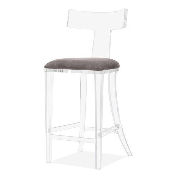 Klismos Klismos Bar Stool by Interlude