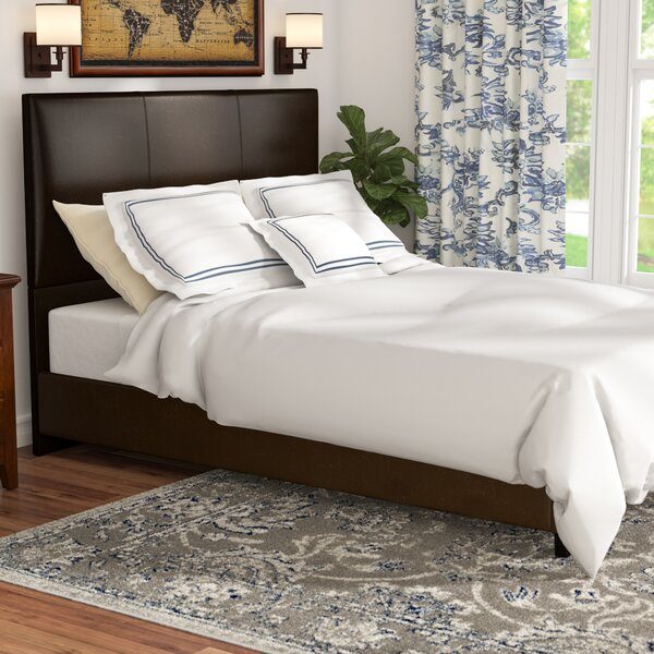 Moffet Upholstered Standard Bed by Charlton Home