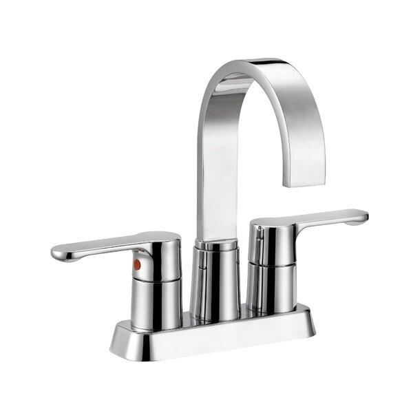 Compose Centerset Bathroom Faucet by Safavieh