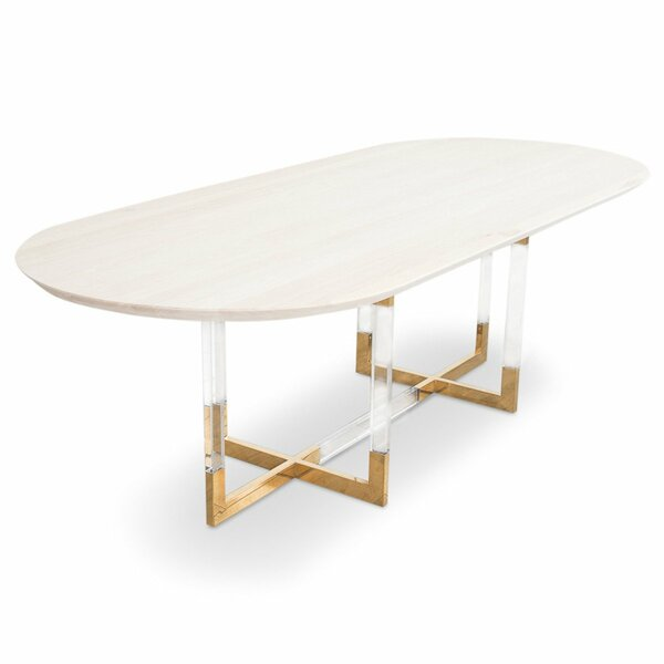 Trousdale Oval Dining Table by ModShop ModShop