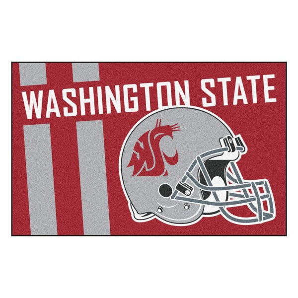 NCAA Washington State University Starter Doormat by FANMATS